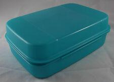 Tupperware A 03 Großes Naschkätzchen Behälter Dose Box 2,5 l Türkis Neu OVP