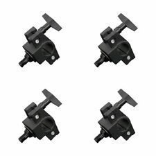 Rhino Mini Clamp Truss & Narrow Lighting Stand Clamp - Pack of 4