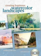 Creating Luminous Watercolor Landscapes, Sterling Edwards