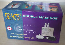 DR HO'S Dual Double Muscle Massage Therapy System Dr.Ho's Pain Relieve free ship