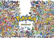 Pokemon A3 Poster 2