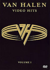 27258 // VAN HALEN VIDEO HITS VOLUME.1  14 TITRES  DVD EN TBE