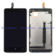 NEW  Nokia Lumia 625 LCD Dislay + Touch Screen Digitizer&Frame Assembly Parts