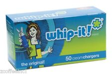 720 Whipped Cream Chargers Nitrous Oxide N2O WHIP IT ISI ULTRAPURE PUREWHIP