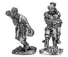CP Models BC4 20mm Diecast WWII USAF Bomber Crew Summer 1944 (2 Casts-3 Figures)