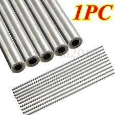 1PC 304 Stainless Steel Capillary Round Tube Bar OD 4mm x 2mm ID Length 250mm