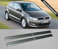 VW Polo Mk5 GT 2 Door (2009 to present) Sill Plates / Protectors