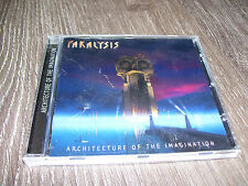 Paralysis - Architecture Of The Imagination * HEAVY METAL CD 2001 *