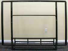 NEW FULL SIZE *SIDE FOLDING* NOT WALL MOUNTED MURPHY BED FRAME AND MECHANISM