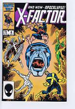 X-Factor #6 Marvel 1986