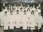 Large Photo 1969 Confirmation Class Bethel United Church of Christ Evansville IN