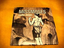 Cardsleeve Full Cd MISSMOSES Limbs Divine 12TR 2006 alternative rock electronic