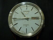 097 Seiko 7009 Automatic Self Winding Mechanical Used Vintage men rare Watch