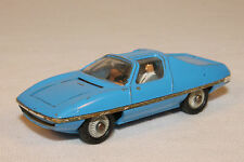1960's Husky Man From Uncle Die Cast Car, Original Lot # 1