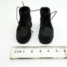 1/6 Scale HOT ZCWO - Male Safety Boots Black Mens Hommes Vol.009 TOYS XE19-05