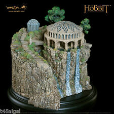 WETA ~ The Hobbit: An Unexpected Journey: Rivendell White Council Chamber