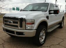 Ford: F-250 KING RANCH 4X4 OFF ROAD 4WD 6.4 POWERSTROKE DIESEL
