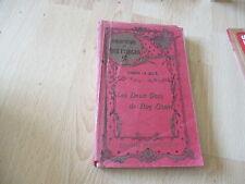 BIBLIOTHEQUE DU PETIT FRANCAIS EUGENE LE MOUEL deux gars de roz gouet  1931
