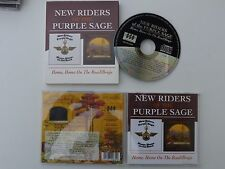 CD ALBUM NEW RIDERS OF THE PURPLE SAGE Home home on the road / Brujo BGOCD632