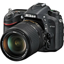 Nikon D7100 24.1MP DSLR Camera with DX NIKKOR 18-140mm f/3.5-5.6G ED VR Lens @UK