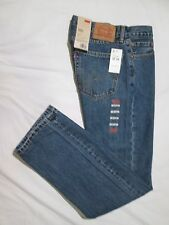 ~~ ~     LEVI'S 505 * NEW *  Mens  REGULAR FIT  Jeans ~ Sz 32 x 34 ~ NWT