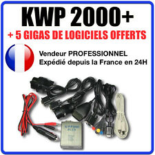 Interface Programmation KWP 2000+ Flash Tuning - ECUSAFE - MPPS - Galletto