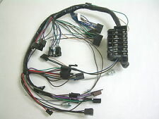 1964 chevy impala wiring harness 1964 chevy impala ss under dash wiring harness fusebox no ac mt at
