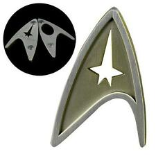 STAR TREK BEYOND Official COMMAND Division MAGNETIC Badge Pin PROP REPLICA