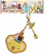 ❤ Card Captor Sakura Alice in Wonderland ichiban kuji Charm  Kero chan Cookie ❤