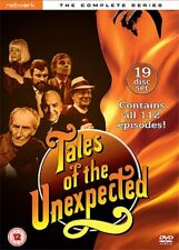Tales of the Unexpected - The Complete Series [DVD], 5027626273347, Joan Collin.