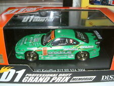 1/43 Nissan Silvia S15 Drift Car 'DISM'