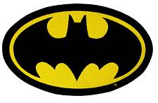 Batman Batcave Alfombra Niños Súper Heroe Personaje Dormitorio Forma 98x57cm