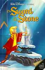 The Sword in the Stone (VHS, animated)