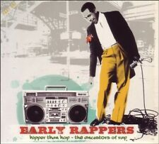 EARLY RAPPERS  CD NEU