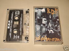 RATOS DE PORAO - Just Another Crime ... - MC Cassette official polish tape 1994