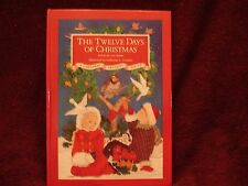 The Twelve Days of Christmas retold by Lee Maine Pop- Up Book  1991 MINT HC