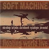 Floating World Live, Soft Machine, Very Good CD