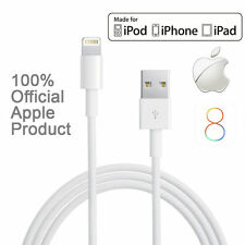 Genuine Oficial Apple iPad 4 2 Mini 2 3 Lightning Air a USB Cargador Cable de datos