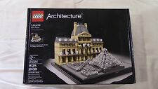 Lego - Louvre Architecture Set #21024 New Sealed