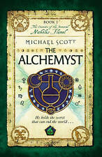 The Alchemyst: Book 1 by Michael Scott (Paperback, 2010)