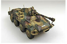 Panzerstahl 1/72 Sd.Kfz.234/4 Pakwagen - Unidentified Unit Prague 1945 88017