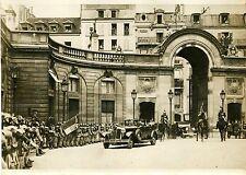 """""""Paul DOUMER et Pierre LAVAL à l' ELYSEE 1931"""" Photo originale G. DEVRED / ROL"""