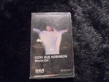 "~~~Sealed~~~Vintage~~ Vicki Sue Robinson ""Movin On"""
