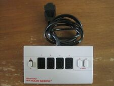 Four Score Nintendo Controller NES 4 Player Adapter