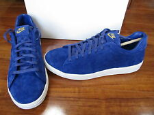 NEW NIKE TENNIS CLASSIC PDM SP SHOES MENS 10 BLUE SUEDE 621357 447 $150