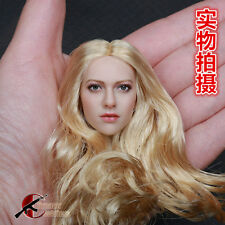 KIMI TOYS  1/6  KT004 Female figure head Sculpt  For  HT VERYCOOL  PHICEN Body
