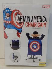 Marvel Comics Captain America Chair Cape Entertainment Earth EE Exclusive!!!