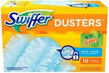 Swiffer Duster Refills with Gain Original Scent, 10 count (Pack of 4)