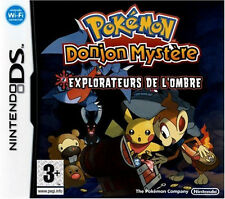 8227 // POKEMON DONJON MYSTERE EXPLORATEURS DE L OMBRE - NDS