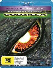 Godzilla (Blu-ray, 2014) Free Post!!